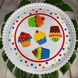 Melamine Cupcake Stand